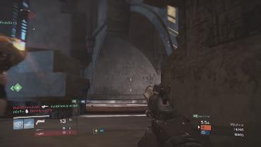 Freamwhole playing Destiny