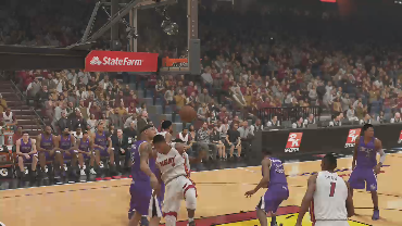 Bboy360 com playing NBA 2K14