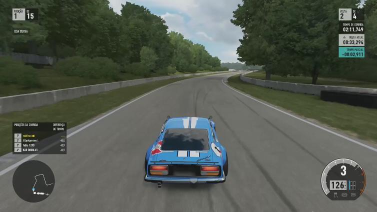 rodrirau playing Forza Motorsport 7