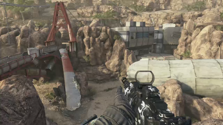 Squashthewither playing Call of Duty: Black Ops II